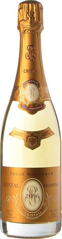 Champagne Louis Roederer Brut Extra Cristal