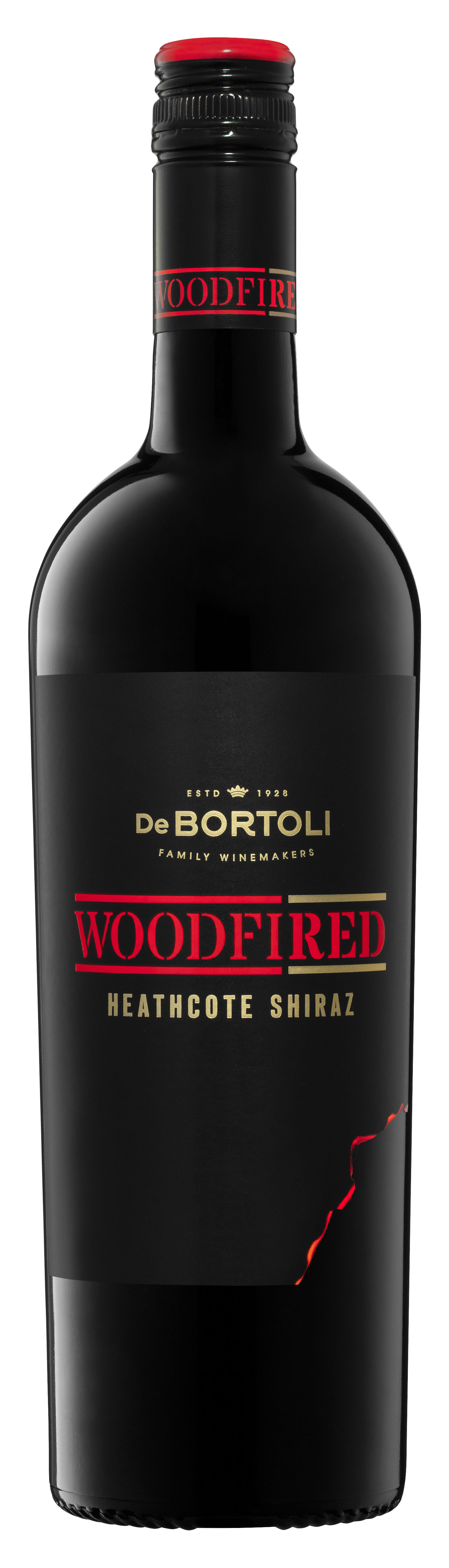 Vino Tinto Australiano Woodfired Heathcote Shiraz